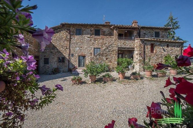 Отдельно стоящий дом в Barberino Tavarnelle