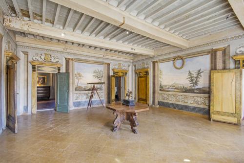 Historisches Appartement in Cortona