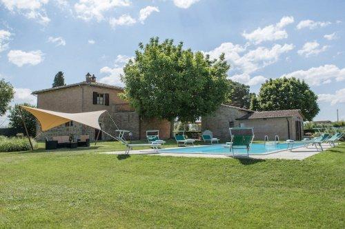 Bauernhaus in Lucignano