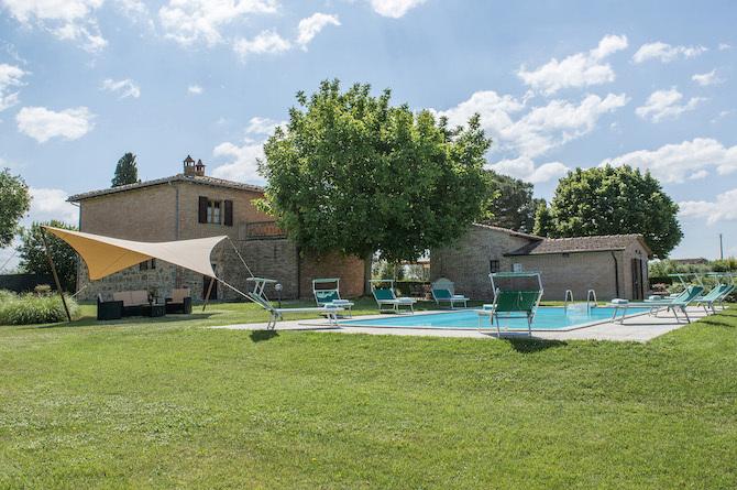 Cabaña en Lucignano