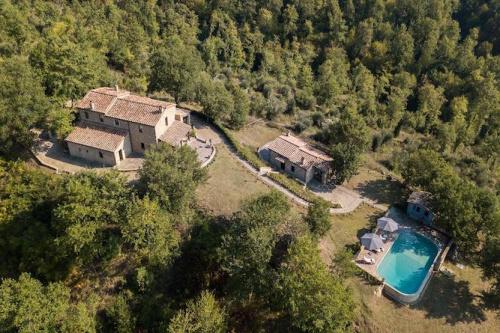 Bauernhaus in Lisciano Niccone
