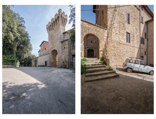 Castello a Marsciano