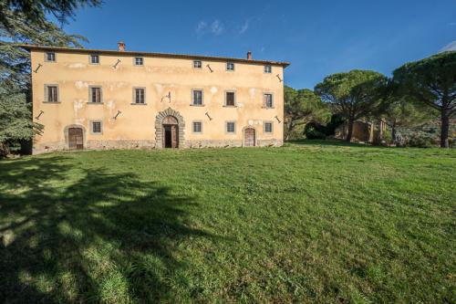 Castillo en Arezzo