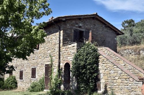 Casa indipendente a Cortona