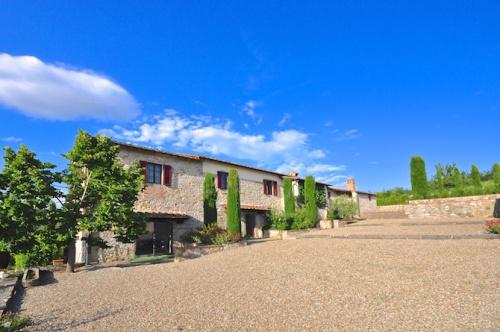 Bauernhaus in Gaiole in Chianti