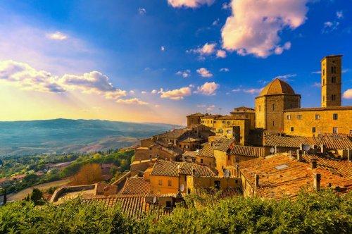 Palats i Volterra