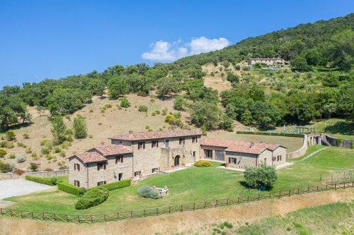 Farmhouse in Cortona
