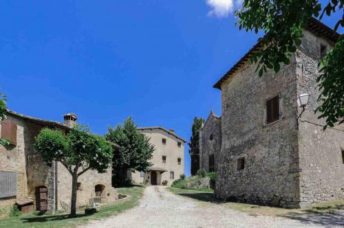 Urlaub auf dem Bauernhof in San Gimignano