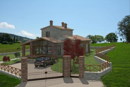 Terreno edificabile a Todi