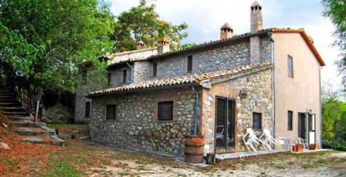 Maison de campagne à Orvieto