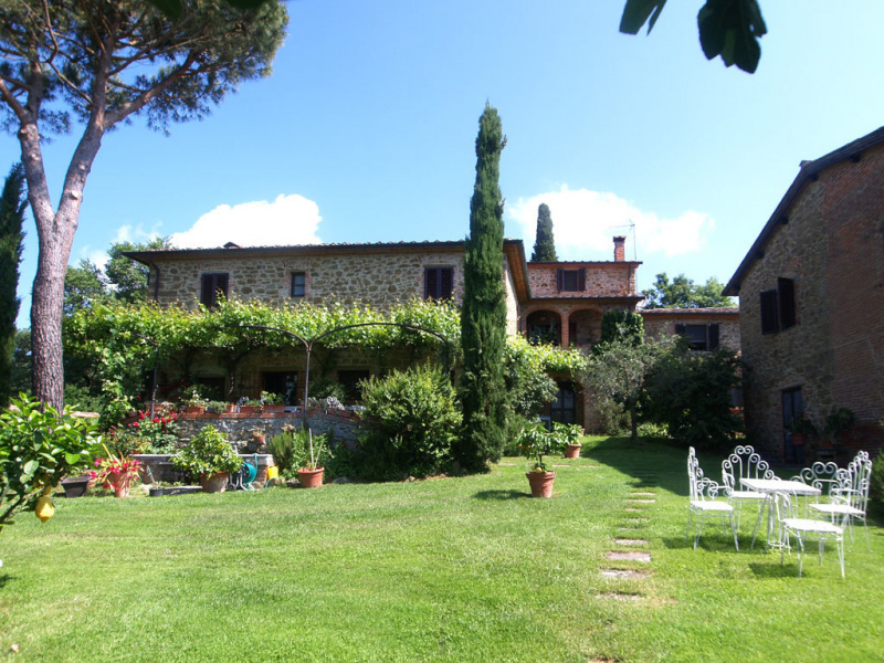 Agroturismo en Civitella in Val di Chiana