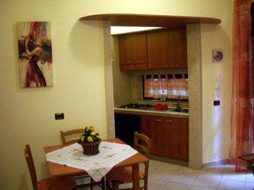 Fristående lägenhet i Sciacca