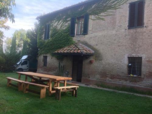 Haus in Monteroni d'Arbia
