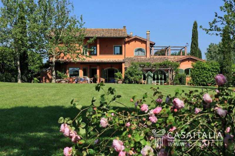 Villa en Roma