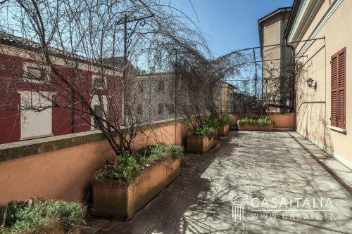 Apartamento histórico en Mantua
