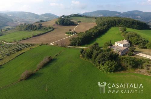 Agrotourisme à Arcevia