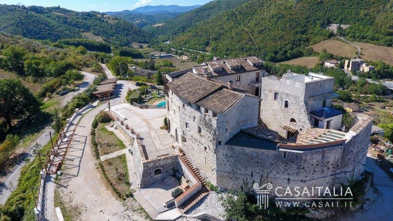 Castle in Spoleto