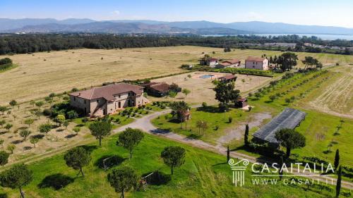 Landwirtschaftlicher Betrieb in Castiglione del Lago