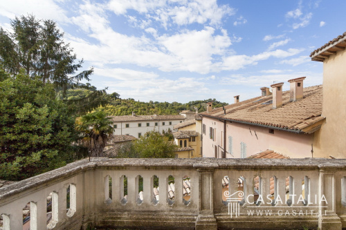 Historisches Appartement in Spoleto