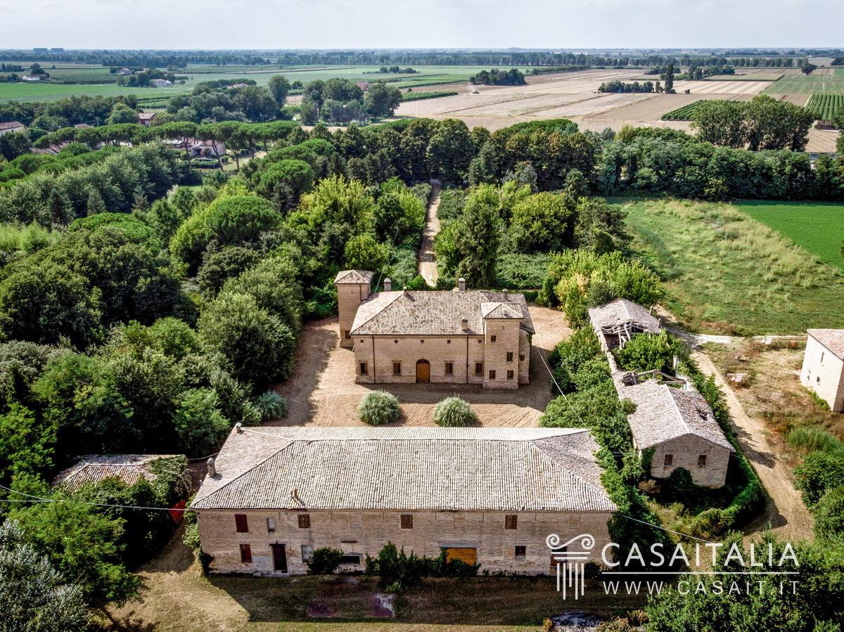 Castle in Ravenna
