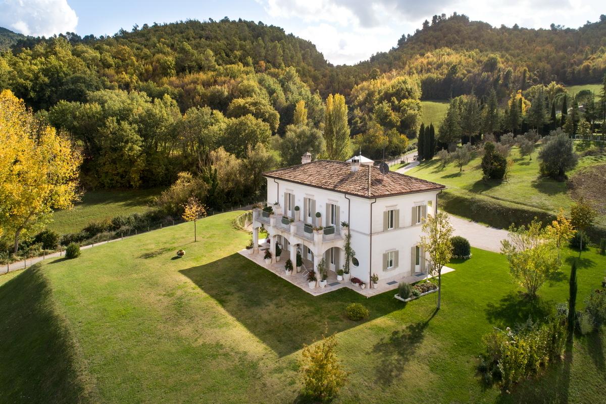 Landhaus in Spoleto