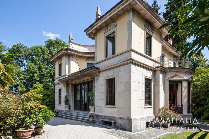 Villa à Stresa