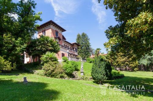 Villa en Stresa