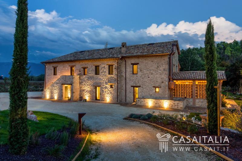 Agriturismo a Castel Ritaldi
