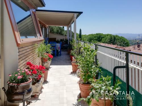 Loft/Penthouse in Perugia