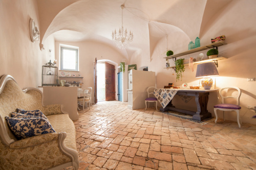 Historic apartment in Trevi