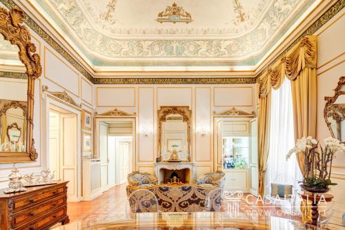 Историческая квартира в Милан