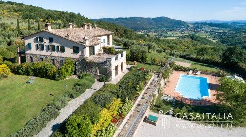Villa en Corciano