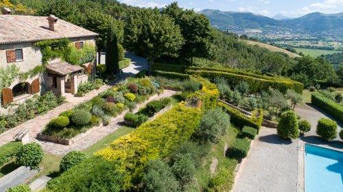 Villa in Gubbio