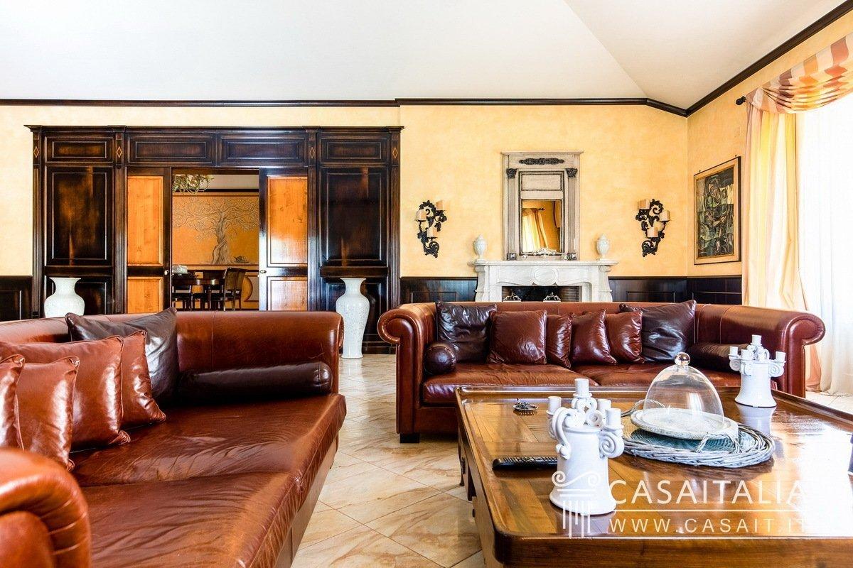 Villa in Grottaferrata