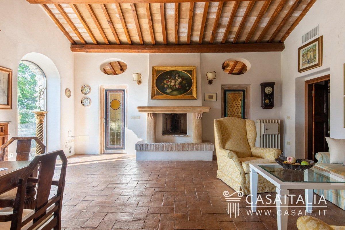 Villa in Cantalupo in Sabina