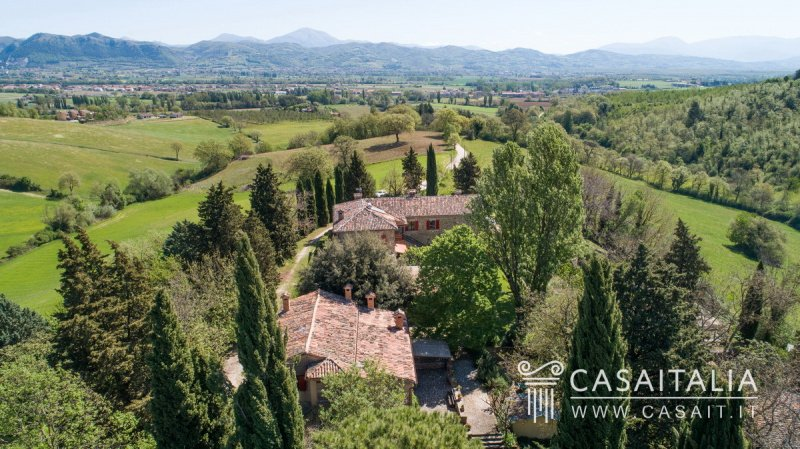 Farmhouse in Gubbio