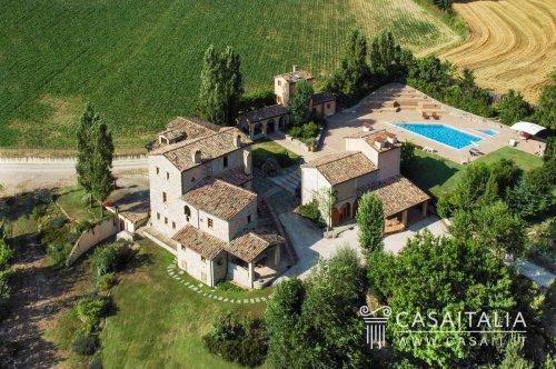 Villa in Montone