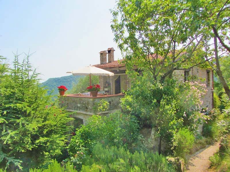 Villa in Testico