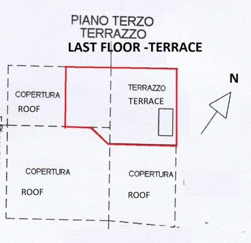Historic apartment in Cipressa