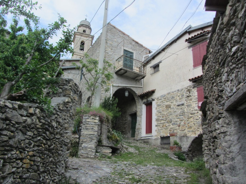 Eigenständiges Appartement in Molini di Triora