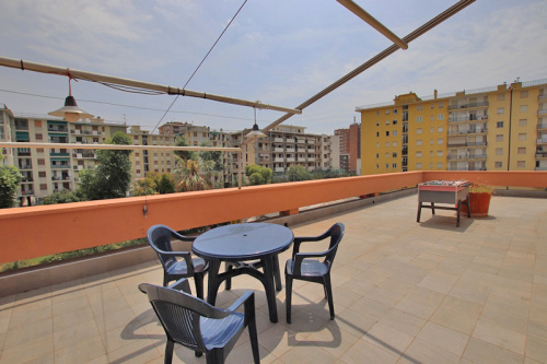 Penthouse in Taggia