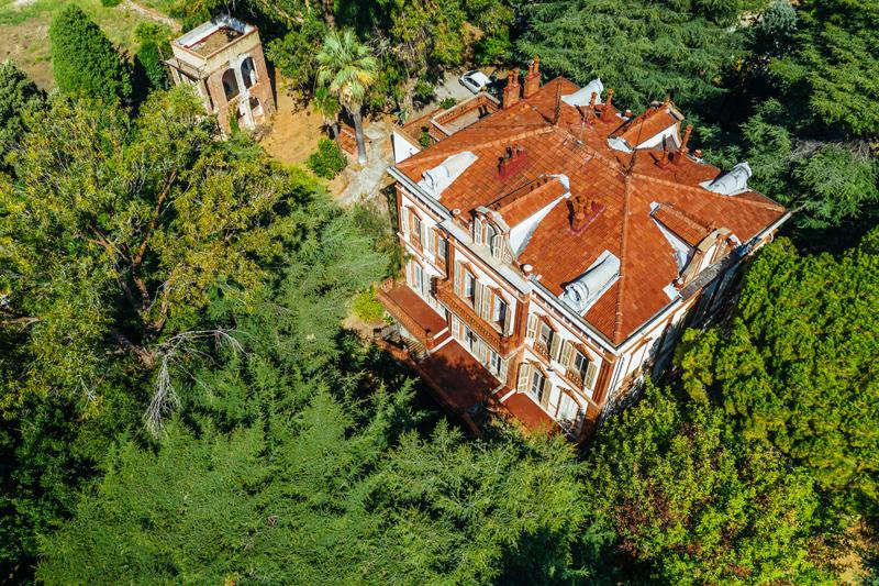 Historisches Haus in Taggia
