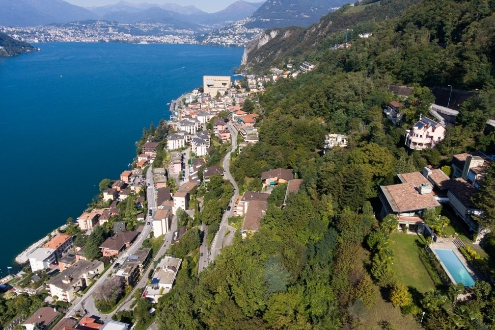 Villa in Campione d'Italia