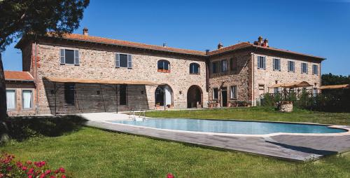 Villa a Cortona