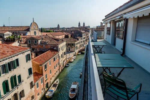 Attico a Venezia