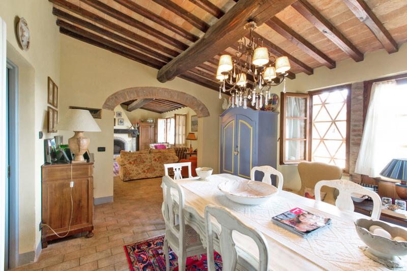 Landhaus in San Gimignano