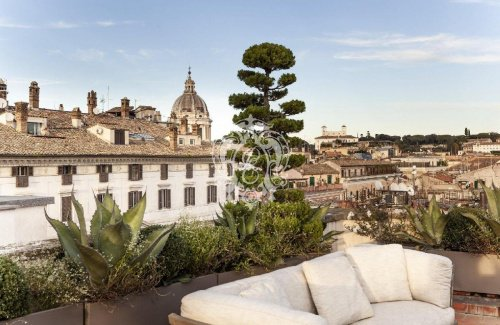 Penthouse in Rome