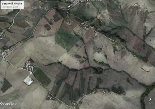 Jordbruksmark i Atessa