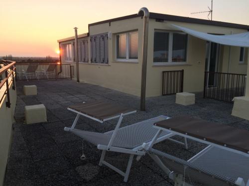 Penthouse in Cervia