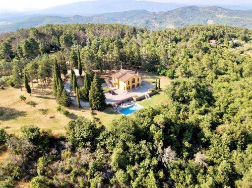 Villa en Civitella in Val di Chiana